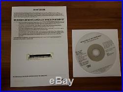 Microsoft Windows Server 2012 R2 64bit Standard von HPE Hewlett Packard NEU