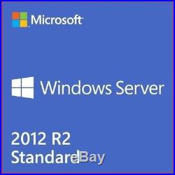 Microsoft Windows Server 2012 R2 STANDARD+ 50 User + 50 Device Cals(TRIPLE PACK)