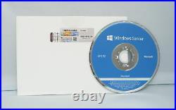 Microsoft Windows Server 2012 R2 Standard -2CPU/2VM- Deutsch mit DVD P73-06167