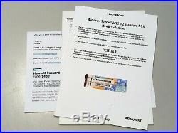 Microsoft Windows Server 2012 R2 Standard ROK Hewlett Packard 2 CPU 2VM