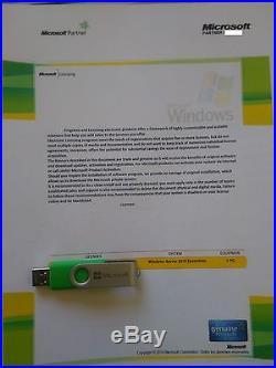 Microsoft Windows Server 2016 Essentials Retail License 1 SERVER