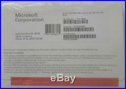 Microsoft Windows Server 2016 STD DVD & COA + 50 RDS USER/DEVICE 50+50 USER CALS