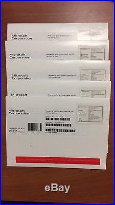 Microsoft Windows Server 2016 Standard 64Bit English OEM DVD 16 Core