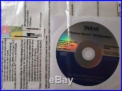 Microsoft Windows Server 2016 Standard 64bit 16 Core Tarox DVD