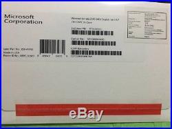 Microsoft Windows Server 2016 Standard 64bit 2 x CPU OEM KEY+DVD