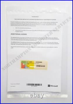 Microsoft Windows Server 2016 Standard Additional Licence (2 Core) 0H8W9P VAT