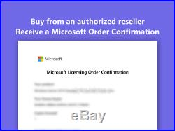 Microsoft Windows Server 2016 Standard with 5 User CALs (16 core) Retail FPP