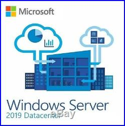 Microsoft Windows Server 2019 Datacenter 24-core (retail Sealed)