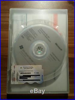Microsoft Windows Server Datacenter 2008 R2 64bit SP1 deutsch P71-06492 für 4CPU