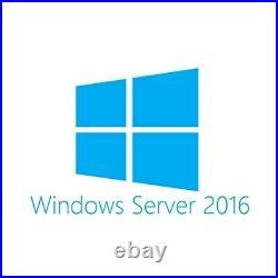 Microsoft Windows Server Standard 2016 64Bit English 1Pack 16 Core P73-07113