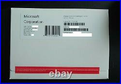 Microsoft Windows Server Standard 2019 64bit 16 Core DVD OEM P73-07788 NEU