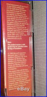 Microsoft Windows Small Business Server 2008 Premium, 5 CAL, T75-02411