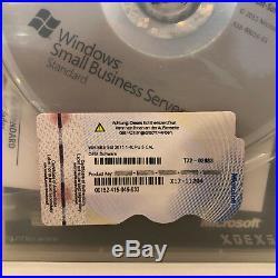 Microsoft Windows Small Business Server 2011 Standard Ms Win Sbs 11 Rg 19% Mwst