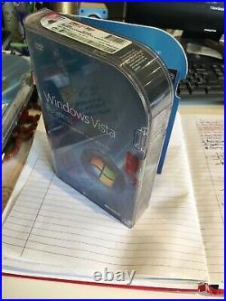 Microsoft Windows Vista Business Full Retail Box Edition