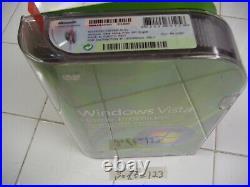 Microsoft Windows Vista Home Premium withSP1 Full MS WIN 32 Bit DVD =SEALED BOX=