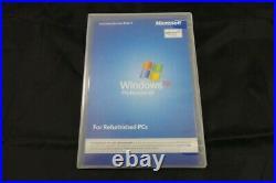 Microsoft Windows XP Pro SP3 32-bit for System Builders (E85-05639)