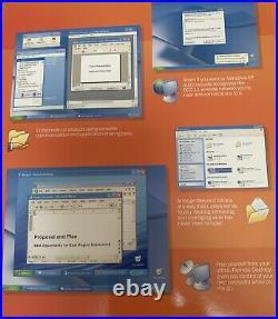 Microsoft Windows XP Professional 2002 CD SET X08/40893
