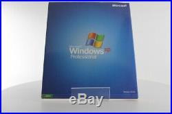 Microsoft Windows XP Professional 2002 (E85-00086)