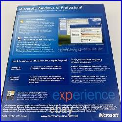 Microsoft Windows XP Professional Operating System Software Version 2002