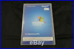 Microsoft Windows XP Professional SP3 32-bit for System Builders (X14-66864)