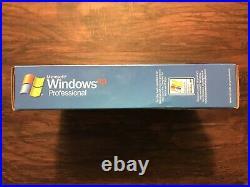 Microsoft Windows XP Professional with SP2 BIG BOX NEW & SEALED Full Version