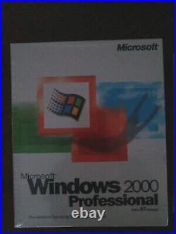 Microsoft windows 2000 professional viso 2000 office 2000 professional