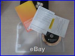 NEW Microsoft Windows 7 Ultimate32bit+64bit FULL VERSION With DVD
