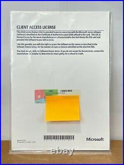NEW Microsoft Windows Server 2019 (10 CAL) SEALED