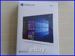 NEW SEALED Microsoft Windows 10 Pro English USB Flash Drive (32-BIT/64-BIT)