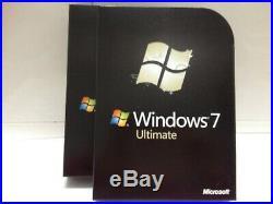 NEW Windows 7 Ultimate