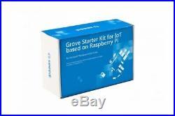 New Microsoft Grove Starter Kit IoT for Raspberry Pi 3 Pi 2 with 5 Display