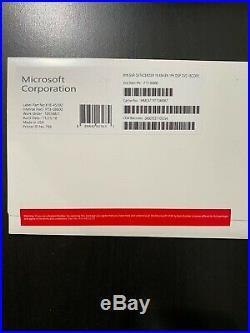 New, Microsoft Windows server 2019 datacenter 64Bit 16 Core License Key DVD&COA