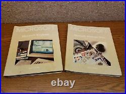 Original Microsoft Windows Version 1.0 - Part #050-050-226 / 0786 opened
