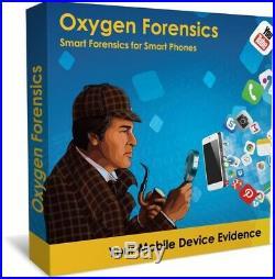 Oxygen Forensic DetectiveFull Version Lifetime Windows Instant