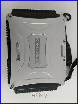 Panasonic Toughbook CF-19 Mk7 Core i5 Windows 7 Or 10 3G Great For Diagnostics