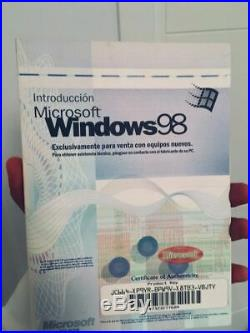 Pc Collection Retro Computer Os Lot Ms Dos 6.22 Windows 3.1 95 98 Xp, New Sealed