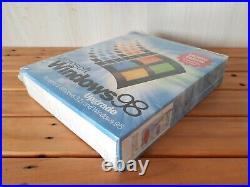 Rare Unopened New Microsoft Windows 98 Second Edition Upgrade Origin IRELAND