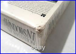UNOPENED RARE Microsoft Windows NT 3.51 Workstation Sealed, 1995