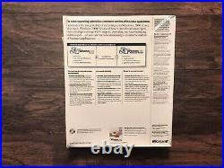 Vintage Windows 2000 Advanced Server 25 Client Licenses Big Box New & Sealed