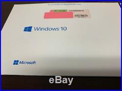 WINDOWS 10 PRO 64 BIT OEM 64BIT DVD ROM FREE SHIPPING! SELLING LOT of 20
