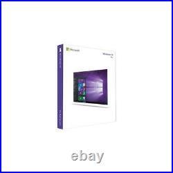 Win Pro 10 32/64 English Int USB