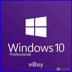 Windows 10 Pro 20 PC VOL MAk Count