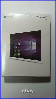 Windows 10 Pro 64/32 Bit USB 3 Flash Drive Full Version New