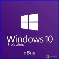 Windows 10 Pro Professional 250 PC VOL MAk Count digital Key
