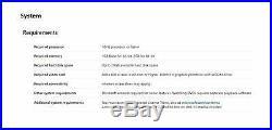 Windows 10 Professional 64 bit / 64 bit OEM DVD English Windows 10 Pro OEM