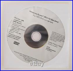 Windows 2016 Server Standard 16 Core (Kerne) HP DVD Französisch french