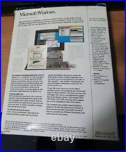 Windows 3.0 Operating System Dated 19/2/92