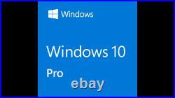 Windows 7 Ultimate 64 Bit with genuine windows 10 professional upgrade