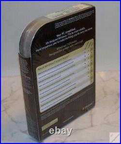 Windows 7 Ultimate. Schwarze Original-Box mit DVD + Key, 32 64 eingeschweißt ei