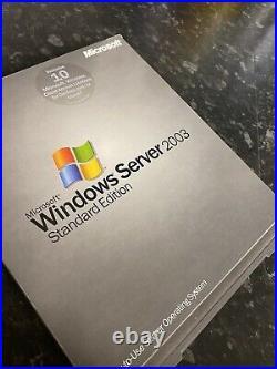 Windows Server 2003 (Original) No Service Pack 10 Cal